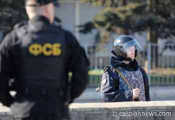 Russian Security Service Detains IS Cell In Rostov Region - Caspian News