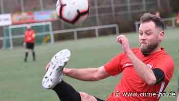 Fußball: Erkut Orhan übernimmt bei der FSV Werdohl Verantwortung als Co-Trainer - Meinerzhagener Zeitung