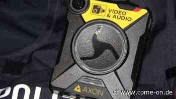 Mit Bodycam auf Streife: So arbeitet die Polizei in Werdohl und Neuenrade mit der neuen Technik - Meinerzhagener Zeitung
