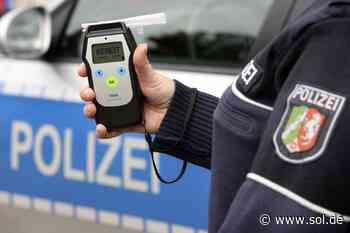 Trunkenheitsfahrt auf A1 bei Illingen - Polizei stoppt Fahrer mit 1,84 Promille - sol.de