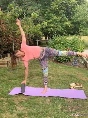 Nozay : et si vous vous mettiez au yoga à la rentrée ? - actu.fr