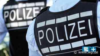 Drolshagen: Betrunkener Dieb schmeißt mit Fahrrad um sich - WP News