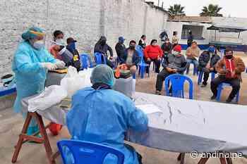 Cañete: 28 pescadores artesanales con covid-19 harán cuarentena en Cerro Azul - Agencia Andina