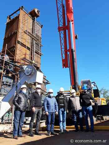 Herrera Ahuad visitó la planta de MM Bioenergía en Cerro Azul - economis.com.ar