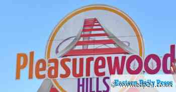 Popular Pleasurewood Hills theme park reopens - three months after it was scheduled to - Eastern Daily Press
