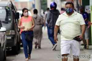 El 70% de la población de Portoviejo sigue expuesto al Covid-19 - El Diario Ecuador