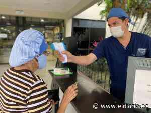 PORTOVIEJO: Hospital del IESS ya atiende de manera presencial - El Diario Ecuador