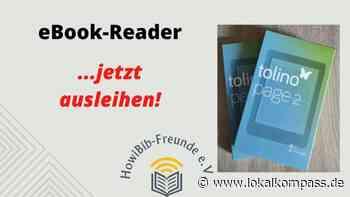 Neues Angebot in der Gemeindebibliothek Holzwickede: E-Reader ausleihen - Holzwickede - Lokalkompass.de
