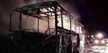 In the Lipetsk region burned bus from Donetsk, which drove the Ukrainians | news. The news of the day. Ukraine news July 17, 2020 - The Saxon