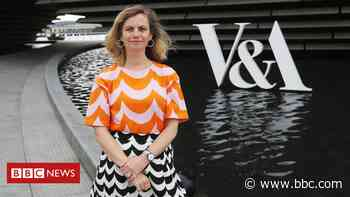 Leonie Bell announced as new V&A Dundee director - BBC News