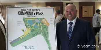$3-Million Community Park Announced for Conception Bay South - VOCM