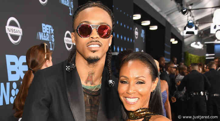 August Alsina Agrees He Had an 'Entanglement' with Jada Pinkett Smith, Reacts to the 'Red Table Talk'