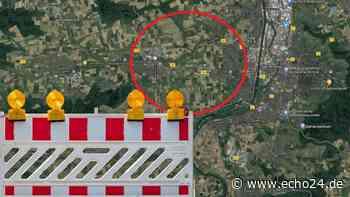 B293: Weiterhin gesperrt zwischen Heilbronn und Leingarten - Staugefahr! - echo24.de