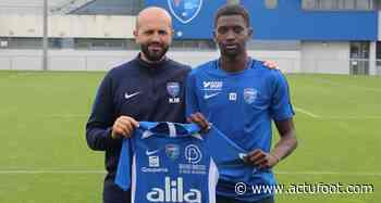 Lucas Capoue relève le challenge du Football Bourg en Bresse Péronnas 01 ! - Actufoot