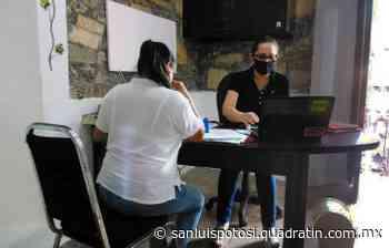 DIF en Tamazunchale retoma actividades con nueva modalidad - Quadratín - Quadratín San Luis