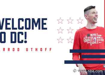 Wizards sign Jarrod Uthoff