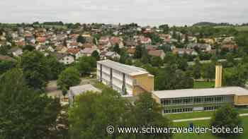 Rottenburg: Hohenbergschule zieht nächstes Jahr um - Rottenburg - Schwarzwälder Bote