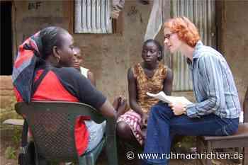 Humanitäre Hilfe ist für Lüntenerin Nina Wöhrmann eine Lebensaufgabe - Ruhr Nachrichten