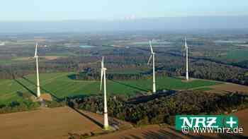 Weeze setzt noch mehr auf Windkraft | nrz.de | - NRZ