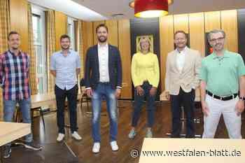 Henrik Langhorst folgt auf Hadi Haschemi - Westfalen-Blatt