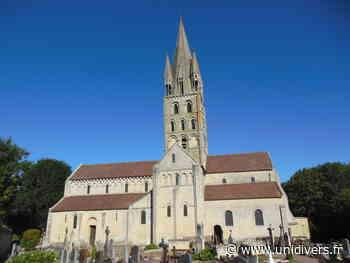 Visite libre de l'église Saint-Sulpice Eglise Saint-Sulpice samedi 19 septembre 2020 - Unidivers