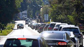 Verkehrschaos: Landkreis Miesbach an 91 Tagen im Jahr überfüllt - Merkur.de