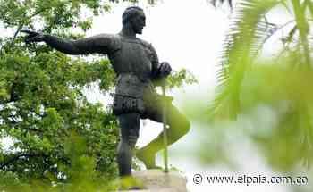 Proponen reubicar estatua de Sebastián de Belalcázar del oeste de Cali - El País