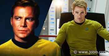 William Shatner wants Star Trek successor Chris Pine to play him in biopic - JoBlo.com