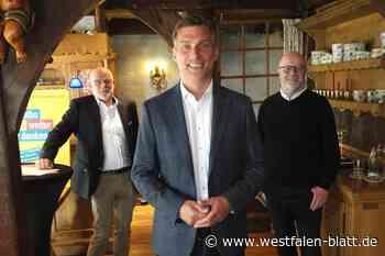Politiker im Kreuzverhör - Westfalen-Blatt