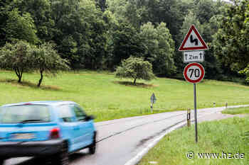 L1123 bei Steinheim ab Samstag wieder frei: Ab Montag folgt die Vollsperrung bei Königsbronn - Heidenheimer Zeitung