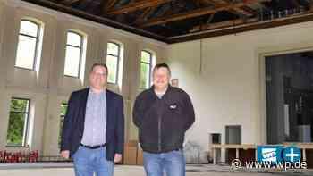 Finnentrop: Neue Festhalle soll bis Jahresende fertig sein - Westfalenpost