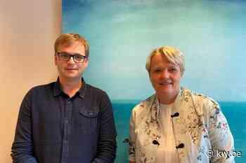 Sam Dewulf (25) uit Koekelare werkt op kabinet van federaal minister Nathalie Muylle - Krant van Westvlaanderen