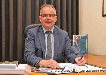East Riding of Yorkshire Council leader's progress pledge following re-election - Pocklington Post