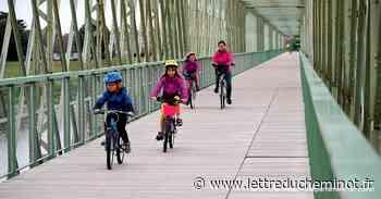 Loiret. Le viaduc de Sully-sur-Loire transformé en voie verte - La Lettre du Cheminot