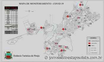 Piraju com 103 casos de covid-19 - Jornal Sudoeste Paulista