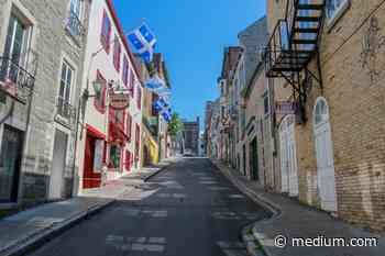 Why Quebec is Hit Hard by COVID-19 | by Laurence Carignan - Elemental