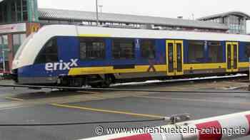Bahnstrecke zwischen Wolfenbüttel und Vienenburg wird gesperrt - Wolfenbütteler Zeitung