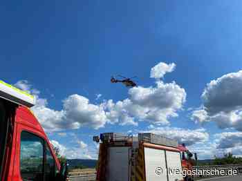 Motorradfahrer gestürzt | Vienenburg - GZ Live