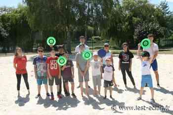 À Nogent-sur-Seine, découverte du frisbee pour les grands et les petits - L'Est Eclair