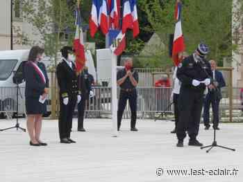Remise de médailles pour le 14 juillet à Nogent-sur-Seine - L'Est Eclair