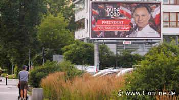 Andrzej Duda: Opposition in Polen will Wahlergebnis anfechten - t-online.de