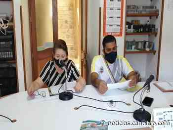 Docentes en Ragonvalia cumplen calendario académico en emisora comunitaria - Canal TRO