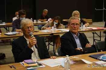 Jura. Claude Borcard élu président de l'agglomération de Lons-le-Saunier - actu.fr