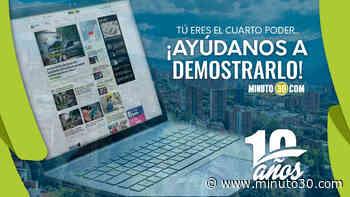 En Pueblorrico, Antioquia, se registró un homicidio en las últimas horas - Minuto30.com