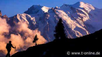 Frankreich: Beim Bergsteigen in den Alpen – sieben Menschen verunglückt - t-online.de