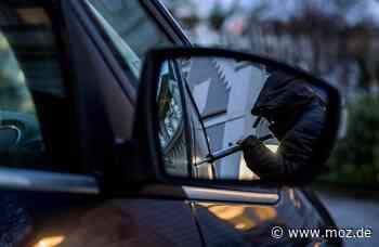Polizei: Diebe stehlen Autos im Wert von 45.000 Euro in Schwedt - Märkische Onlinezeitung