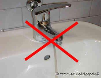 Acqua non potabile a La Valle e Agordo - L'Amico del Popolo