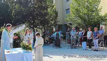 Freiluftgottesdienst in Altmannstein - donaukurier.de