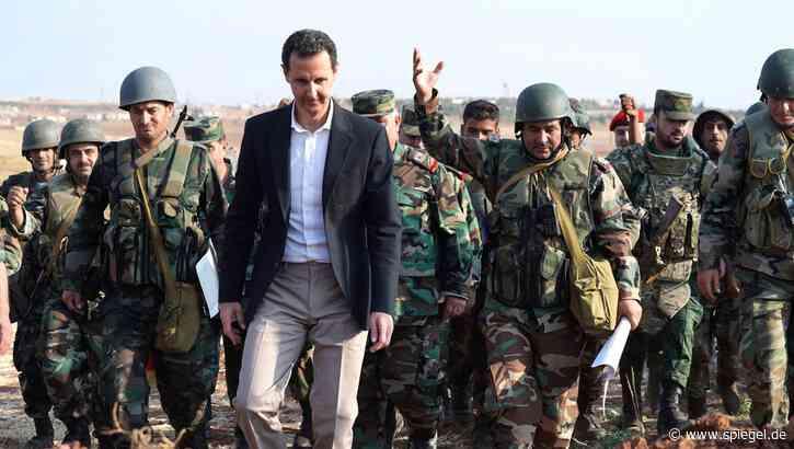 Baschar al-Assad regiert Syrien seit 20 Jahren: Das syrische Königshaus - DER SPIEGEL