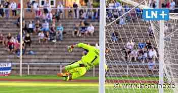 Erstes Fußballspiel nach Corona-Lockdown: So lief der Test von Phönix Lübeck in Wismar - Lübecker Nachrichten